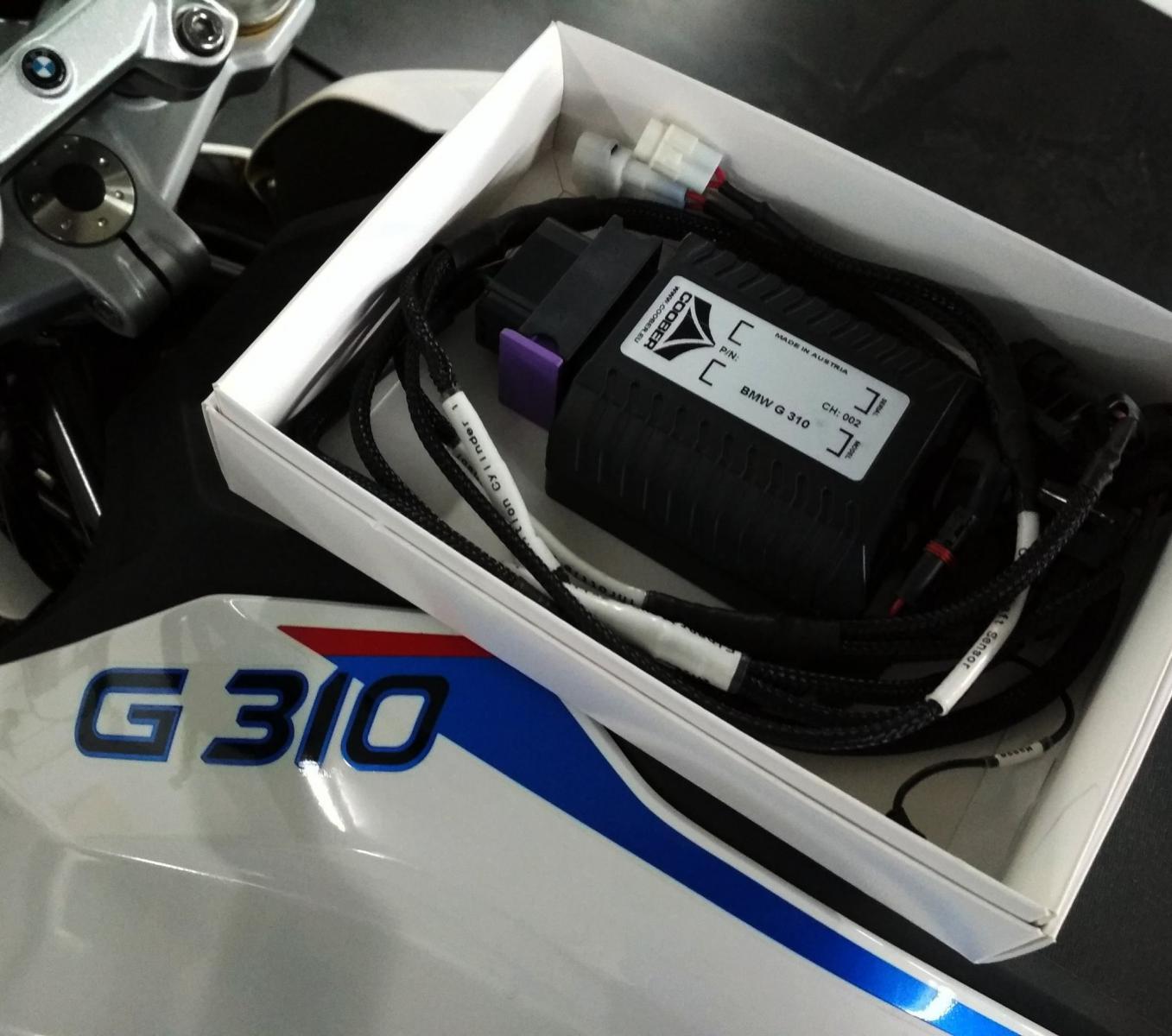 ECU for G310 - BMW G310 R/GS Forum